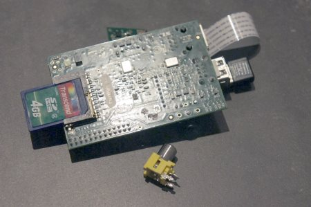 Raspberry no RCA