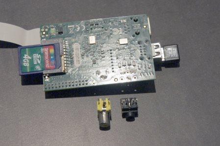 Raspberry sanas RCA and audiojack