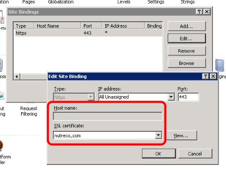 SSL Cert Rename
