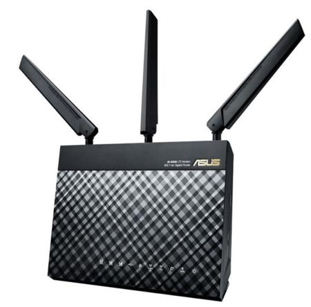 ASUS 4G AC55U Router